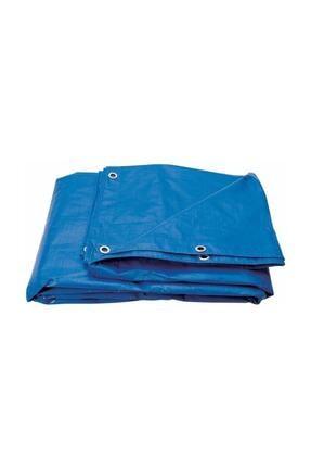 Ekodoğa Branda 3x5 M Mavi Branda Çit Brandası Gölgelik Branda Su Geçirmez Branda Balkon Brandası
