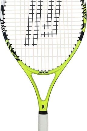 COURTMAX Sarı Çocuk Tenis Raketi