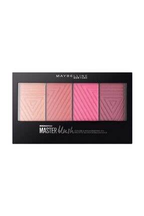 Maybelline New York Allık Paleti - Master Blush Palette No: 10 3600531378653