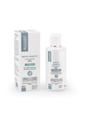 Dermoskin Biotin Şampuan (Erkek) 200ml