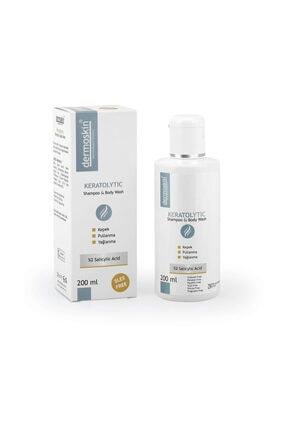 Dermoskin Keratolytic Saç ve Vücut Şampuanı