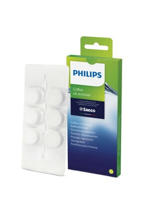 Philips Kahve Makinası Yağ Çözücü Tablet