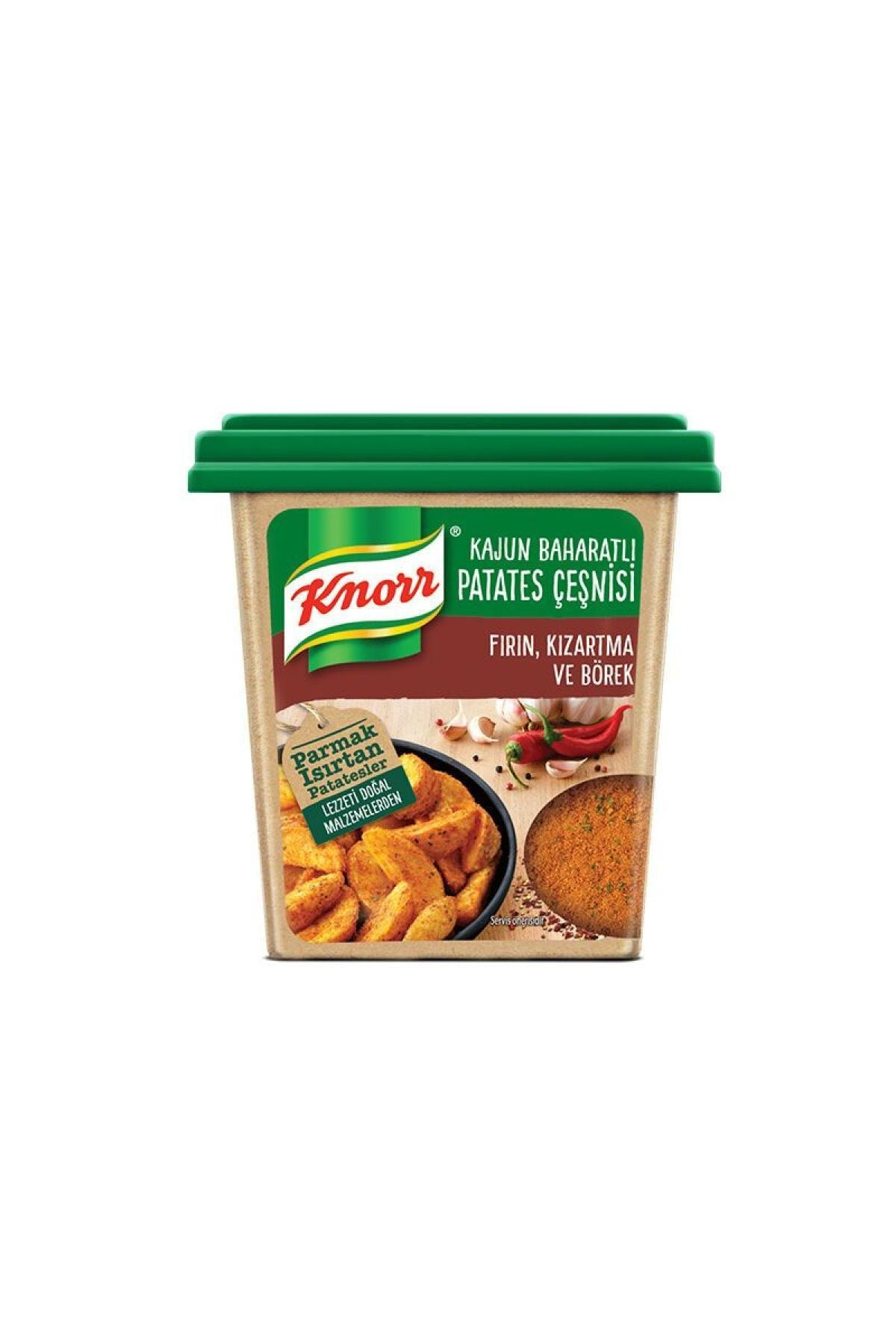 Knorr Çeşni Patates 120 Gr