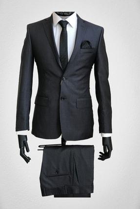 Bagozza Erkek Gri Takım Elbise
