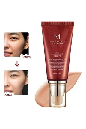 Missha Mıssha M Perfect Cover Bb Cream No: 23