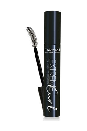 Farmasi Maskara - Extreme Curl False Lash Effect 14 Ml 8690131769499