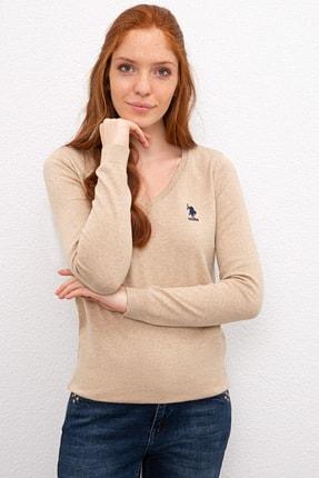U.S. Polo Assn. Kadın Kazak G082GL0TK.000.830055