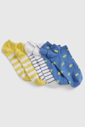 GAP Kadın 3'lü Soket Çorap Seti 567289