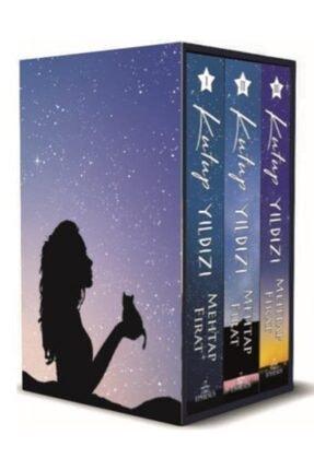 Ephesus Yayınları Kutup Yıldızı Serisi Seti 3 Kitap-k. Kapak