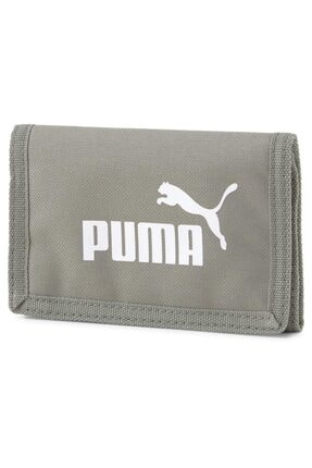 Puma 075617-45 Phase Wallet Ultra Gray Spor Cüzdan