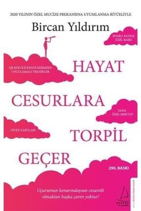 Destek Yayınları Hayat Cesurlara Torpil Geçer Özel Baskı