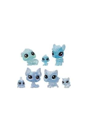Hasbro Littlest Pet Shop Buzul Miniş Koleksiyonu Mavi E5483-e5491
