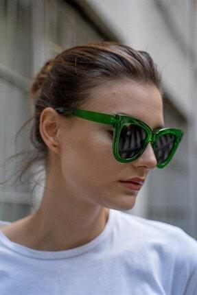 Bilge Karga Kadın Sandra Green Güneş Gözlüğü