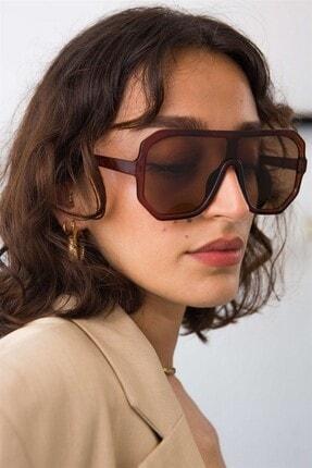 Bilge Karga Evony Brown Güneş Gözlüğü