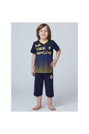 ROLY POLY Erkek Lacivert Fenerbahçe Pijama Takımı