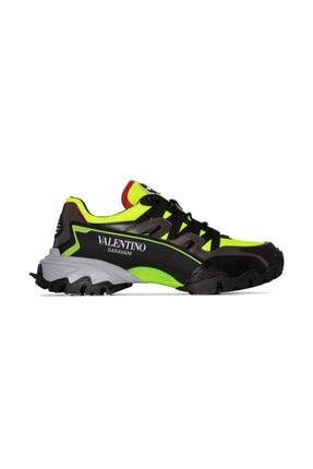 Valentino Garavani Erkek Siyah Spor Ayakkabı