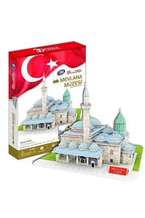 NCO Mevlana Müzesi 3D Puzzle