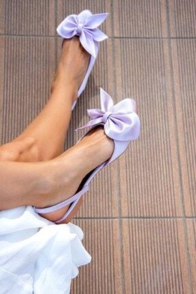 Fox Shoes Lila Kadın Babet H726809004