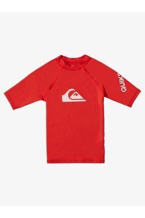 Quiksilver Eqkwr03077-rqc0 Alltimssboy K Sfsh Çocuk Yüzücü T-shirt
