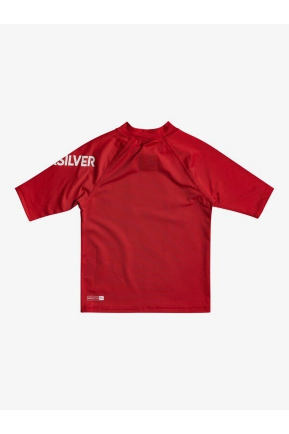 Quiksilver Eqkwr03077-rqc0 Alltimssboy K Sfsh Çocuk Yüzücü T-shirt 2