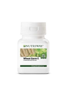 Nutriway E Vitamini İçeren 100 Kapsül Takviye Edici Gıda