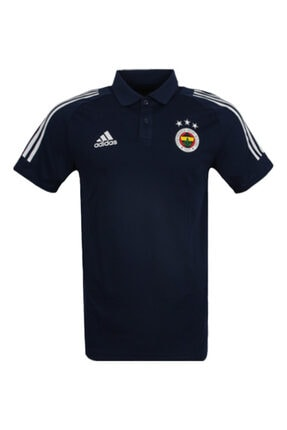 Fenerbahçe Erkek Lacivert Fenerbahçe 2020/21 A Takım Futbolcu Polo