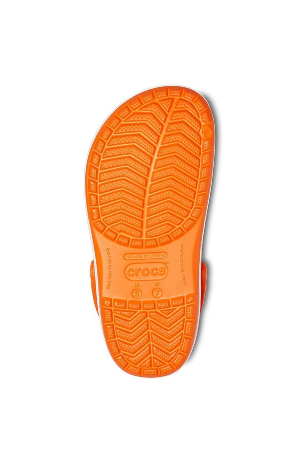Crocs Crocband  Unisex Turuncu Terlik 11016-846 1