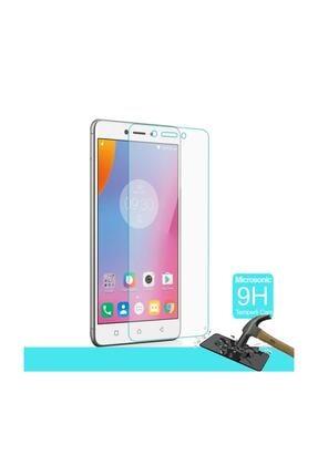 LENOVO K6 Note Ekran Koruyucu Kırılmaz Temperli Cam Screensaver