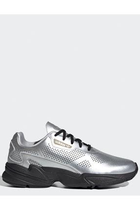 adidas Kadın Gri Falcon Allluxe W Spor Ayakkabı