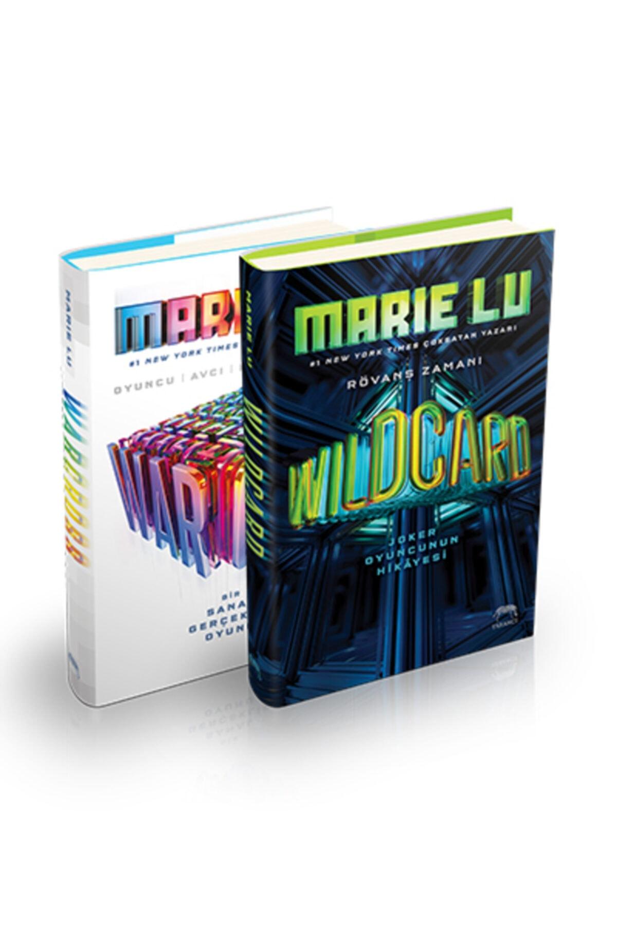 Yabancı Yayınevi Marie Lu Seti 1