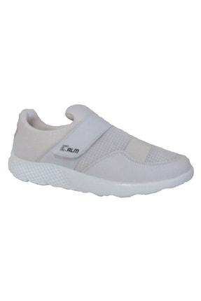 Almera Beyaz Günlük Kullanım Erkek Spor Ayakkabı