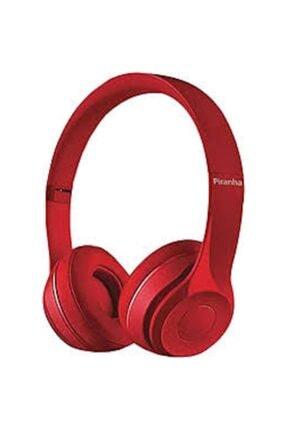 Piranha Tm 2204 Bluetooth Kulaklık + Aux Bağlantılı Sesli Arama Ve Mikrofon