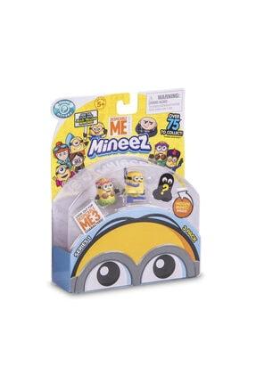 Minions Mınions Mineez 3 Lü Koleksiyon Paket 58202