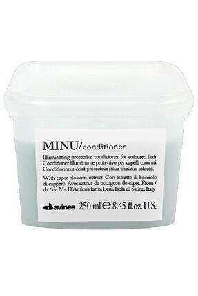 Davines Mınu Boyalı Saçlar Için Koruyucu Krem 250 ml