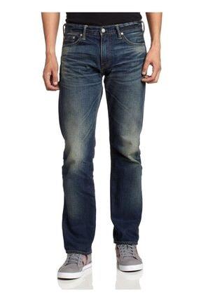 Levi's Erkek Lacivert Regular Straight Fit Jean Pantolon