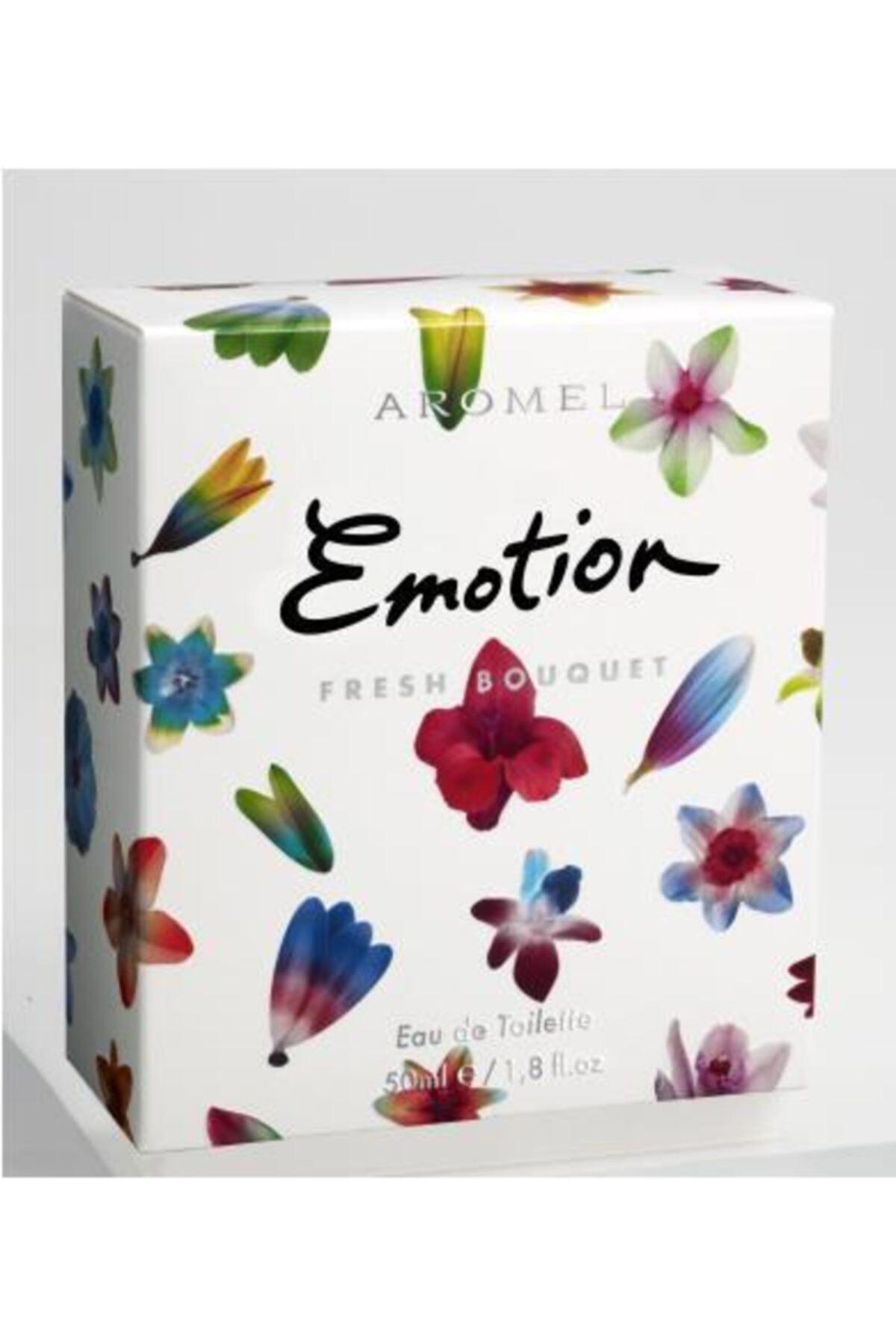 Emotion Fresh Bouquet Edt 50 ml Kadın Parfümü 1