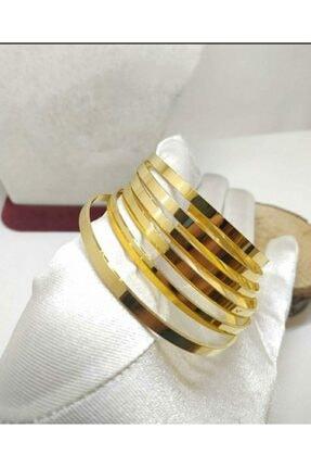 Gülsu Design Altın Kaplama Ajda Bilezik