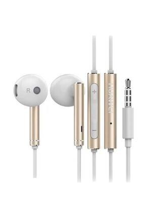 Huawei AM116 Honor  Kablolu Kulaklık Mikrofonlu - Gold