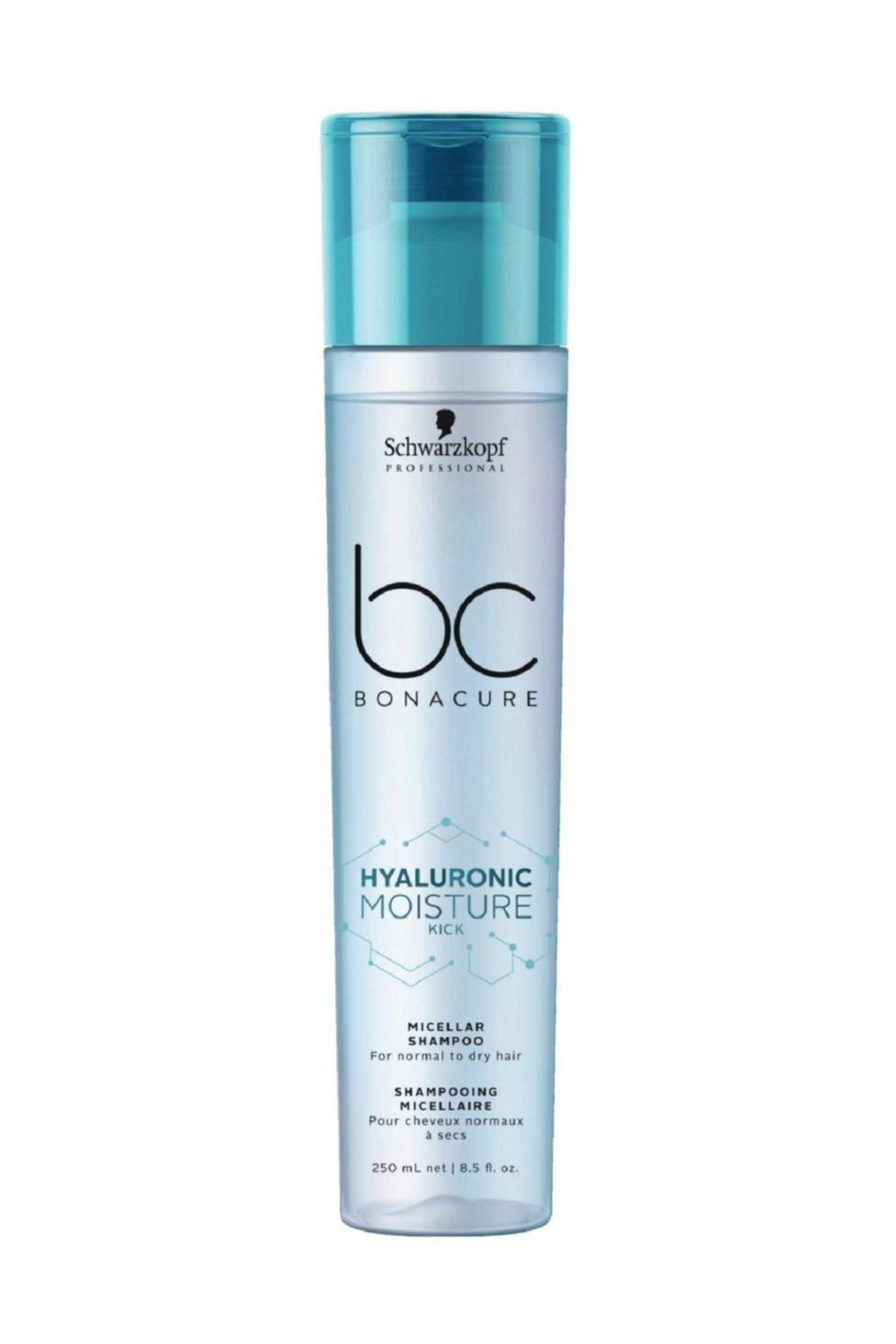 Bonacure Kuru Saçlar Için Nemlendirici Şampuan Hyaluronic 250 ml 4045787429152 1