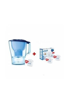 BRITA Marella Xl Mavi Su Arıtmalı Sürahi -toplam 3 Maxtra + Plus Filtreli-türkiye Brita