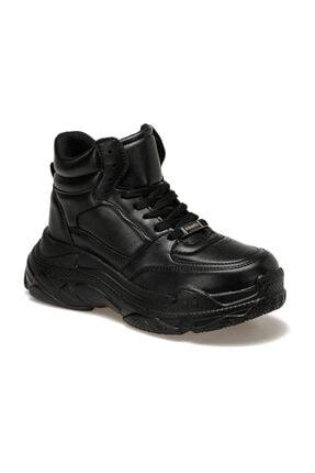 Kinetix LINA 9PR Siyah Kadın Spor Ayakkabı 100419240