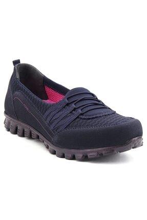 Forelli Kadın Lacivert Günlük Ayakkabı