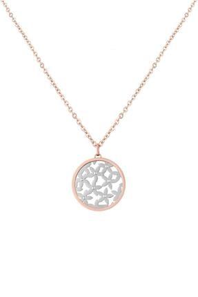 Toms Jewelry Kadın Çelik Kolye Toms Tmj30340-440-c