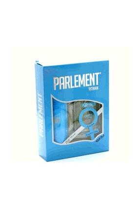 Phazz Brand Parlement Light Blue Kadın Parfüm Seti