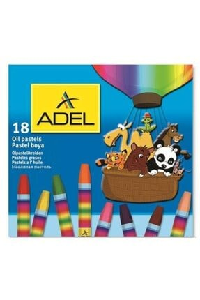 Adel Pastel Boya 18 Renk 857000