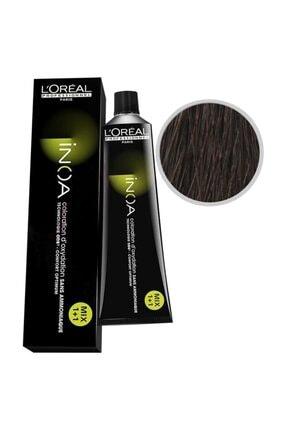 İNOA Inoa 5.32 Açık Kahve Dore Irize Saç Boyası 60 ml 3474630414044