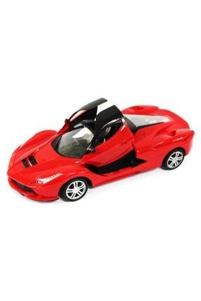 OYUNCAK SOKAĞI Kırmızı Uzaktan Kumandalı Şarjlı Oyuncak Araba