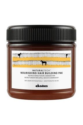 Davines Nourishing Hair Pak Yıpranmış Kuru Saç Maskesi 250 ml