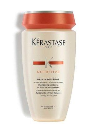 Kerastase Nemlendirici Şampuan - Nutritive Bain Magistral 250 ml 3474636382408
