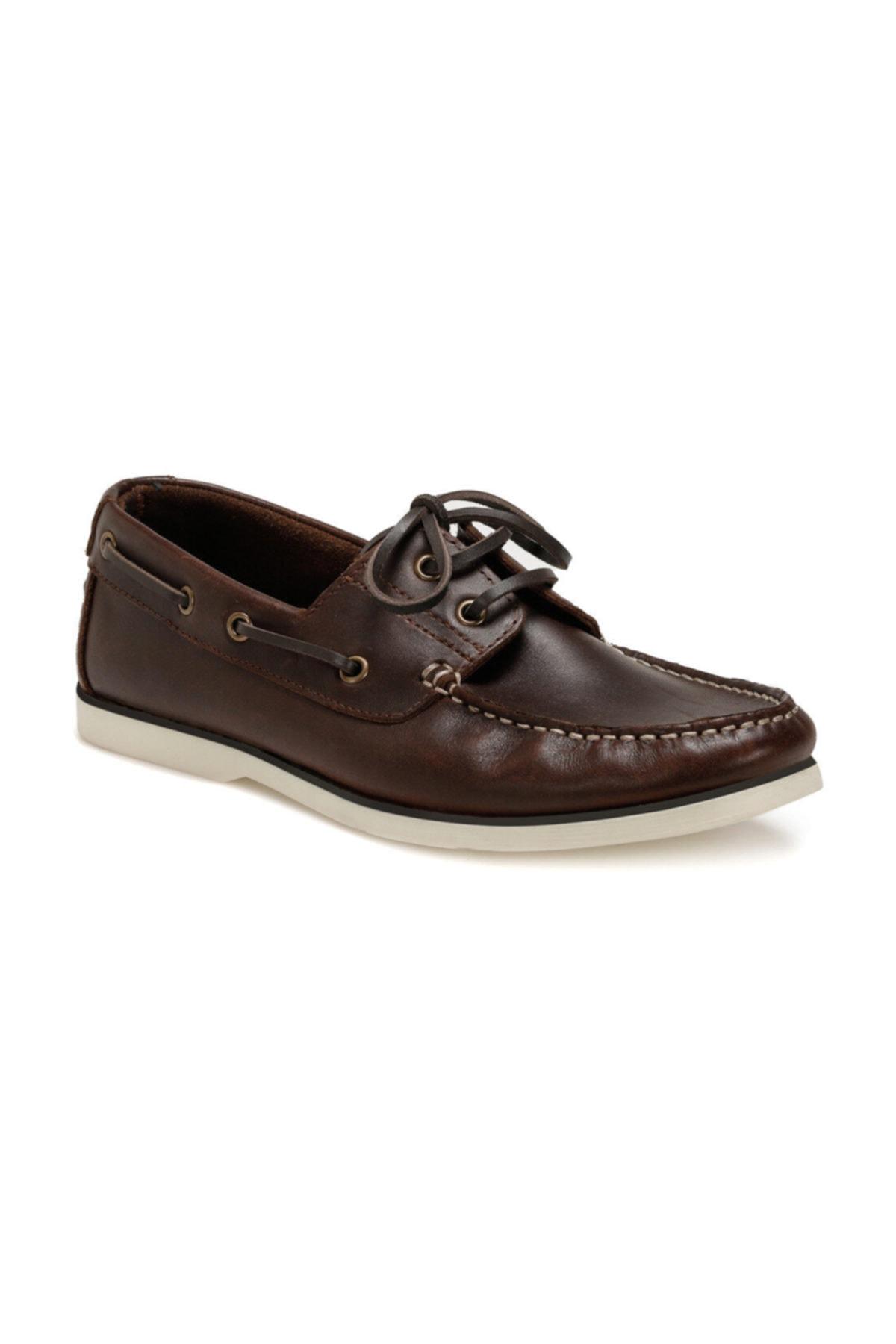 OXIDE MRB81 Kahverengi Erkek Ayakkabı 100518294 1